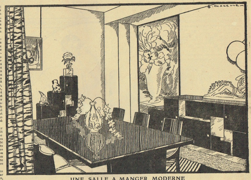 livingroom 1931